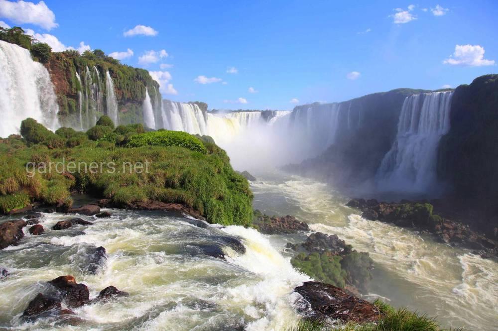 Интересные факты о водопаде Виктория
