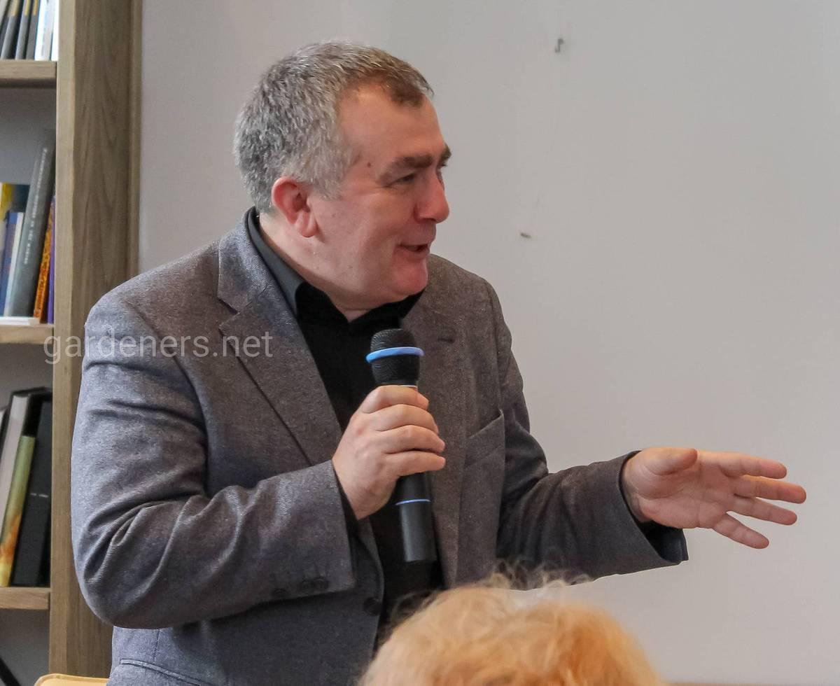 Роман Корінець представник офісу підтримки реформ Міністерства аграрної політики