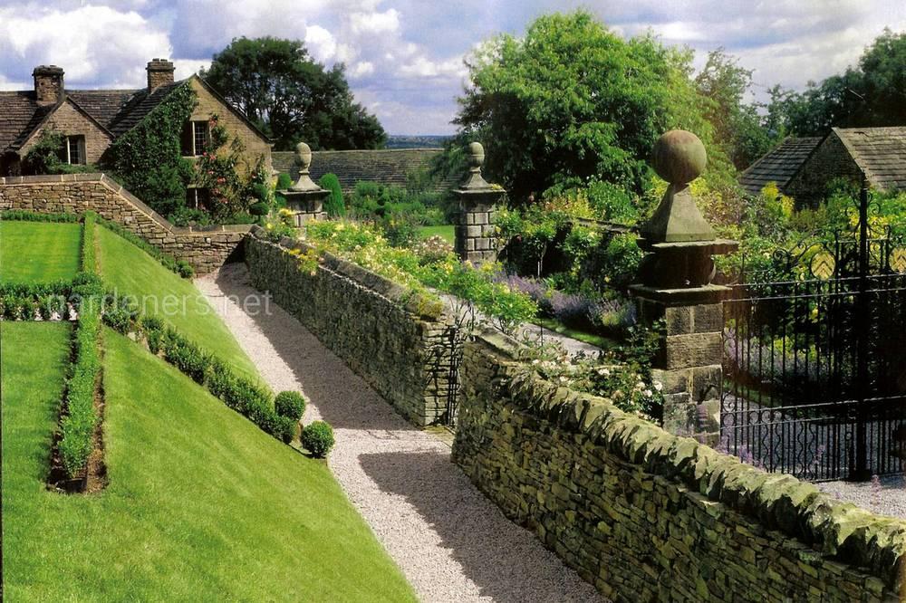 сади Англії