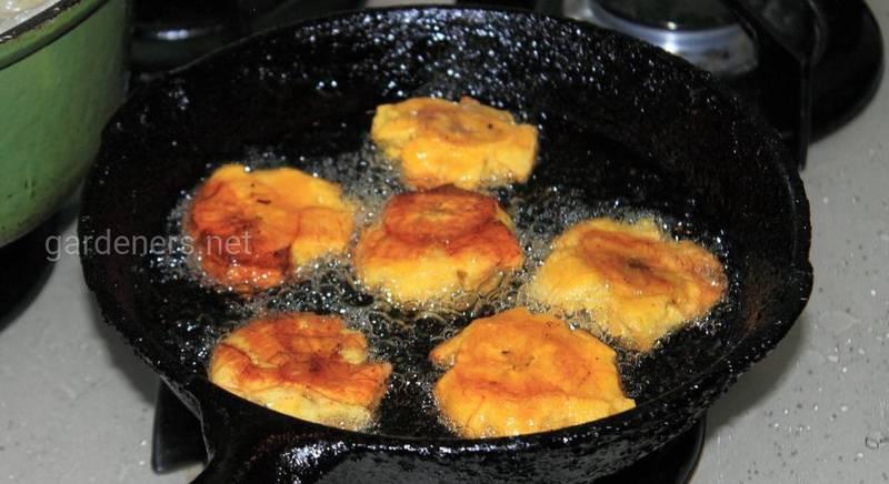 Рецепт приготовления Tostones из банана-плантайна