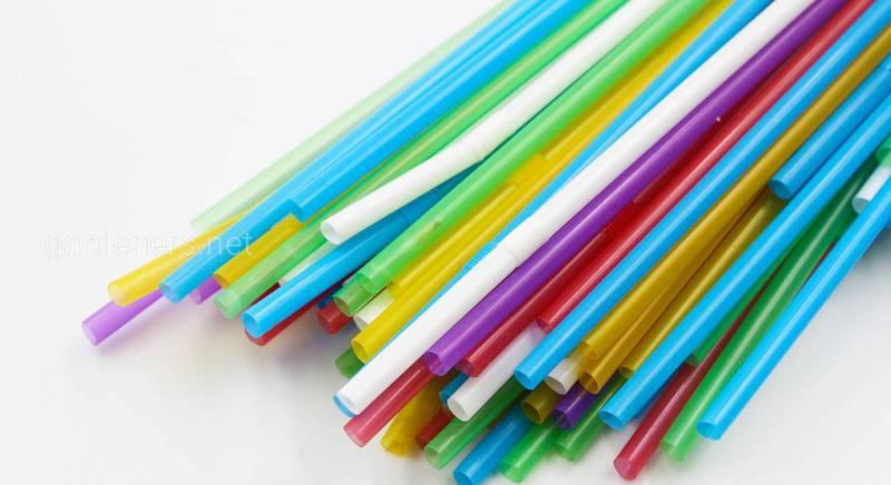 Пластикові трубочки та пластикові вушні палички , як неймовірна загроза для життя та екології