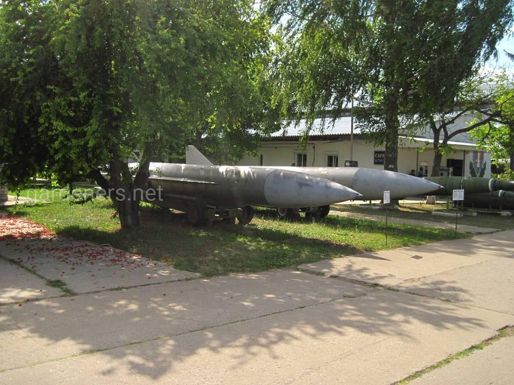 Музей основан на реальной ракетной базе