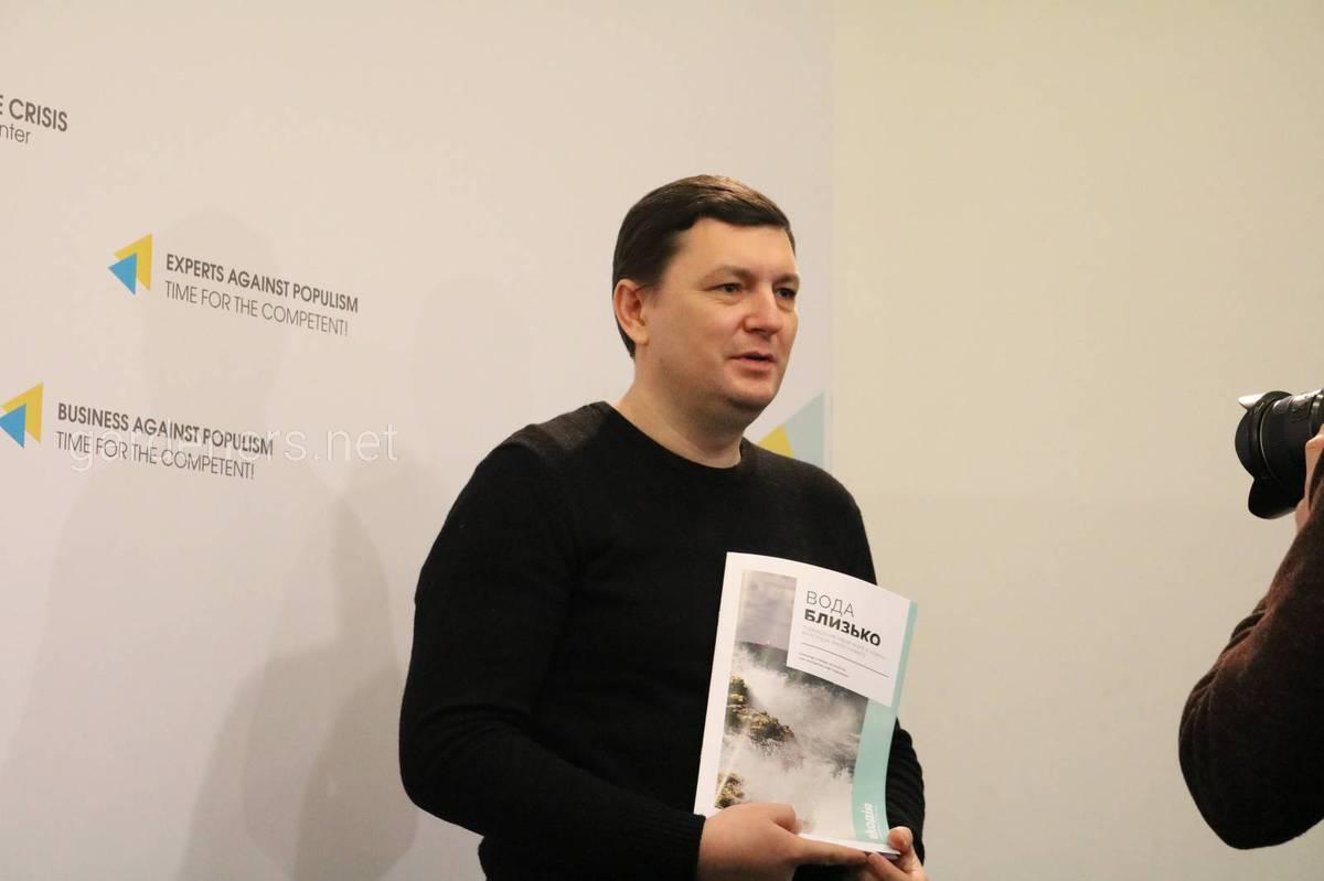 Олександр Голубцов, один з авторів дослідження, кандидат географічних наук,.