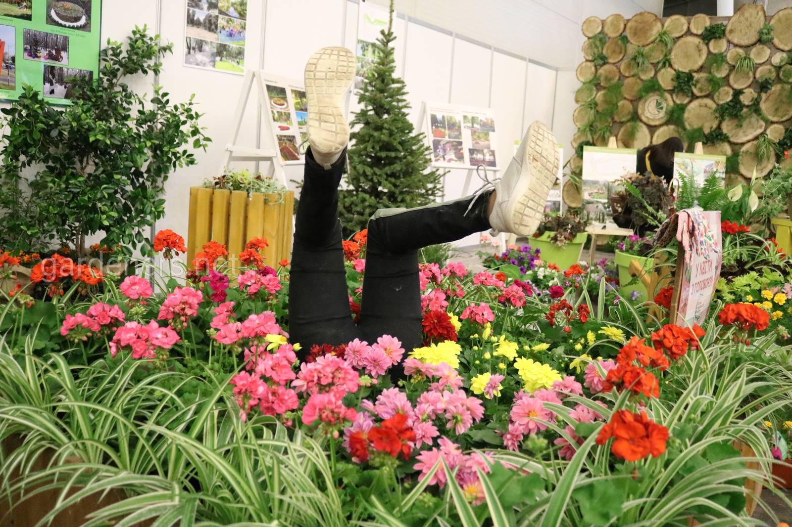 Выставка цветов Flower Expo Ukraine 2019