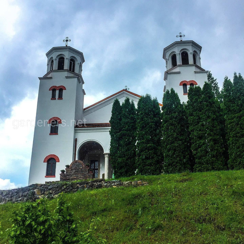 Klisurski Manastir, Балканы, Болгария