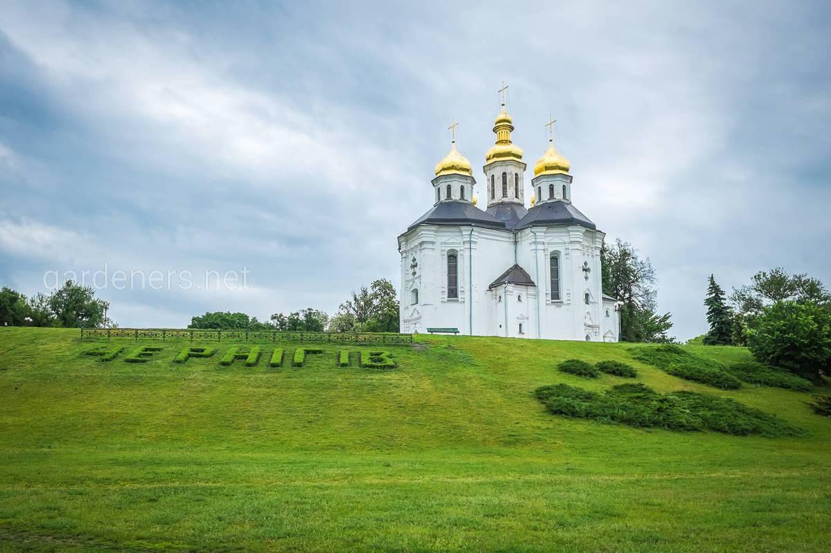 въезд в Чернигов