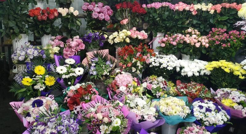 """Квіткова лавка """"Квіти"""""""