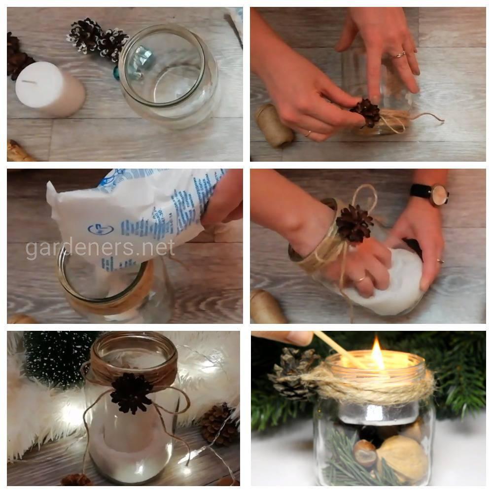 Наличие свечей на праздничном столе – признак романтизма и волшебства
