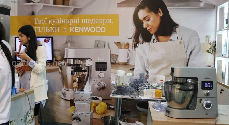 Приглашаем в кулинарную студию Kenwood!