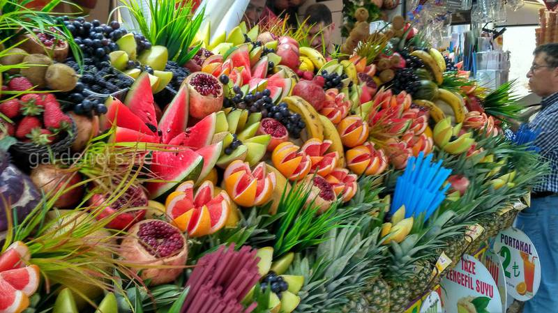 Самосознание фруктов