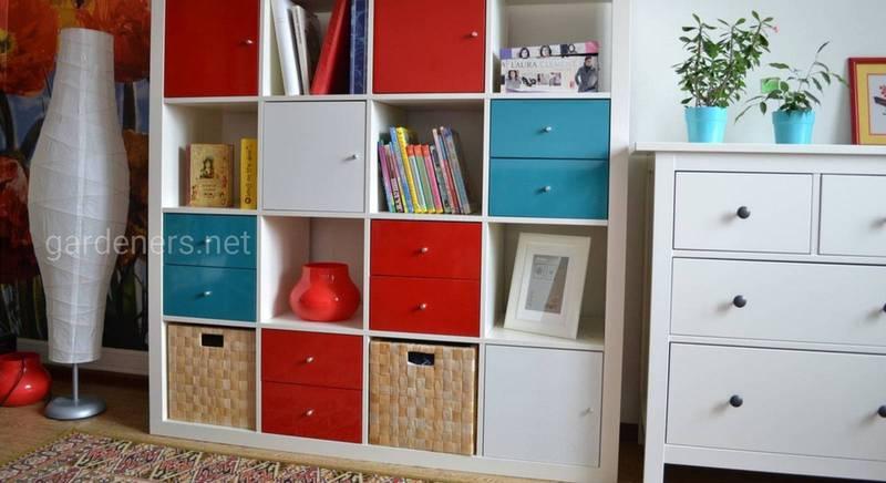 Лайфхаки для маленькой квартиры: хранение вещей
