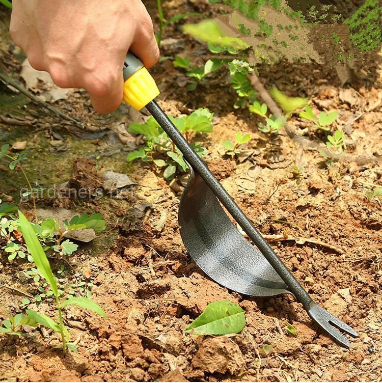 Садовий ліквідатор коріння