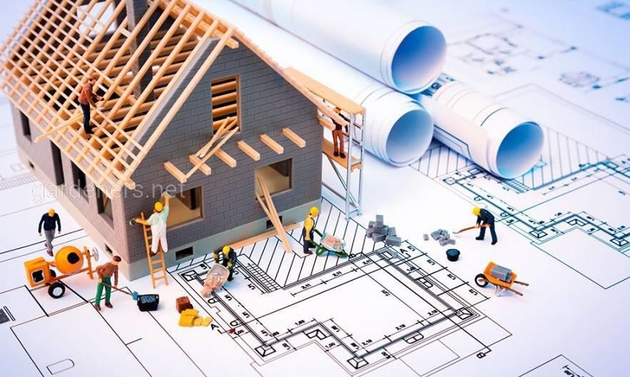строительство дома самостоятельно