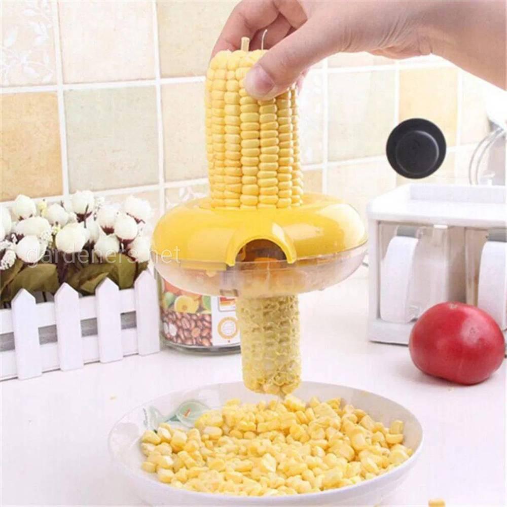 Девайс для чищення кукурудзи