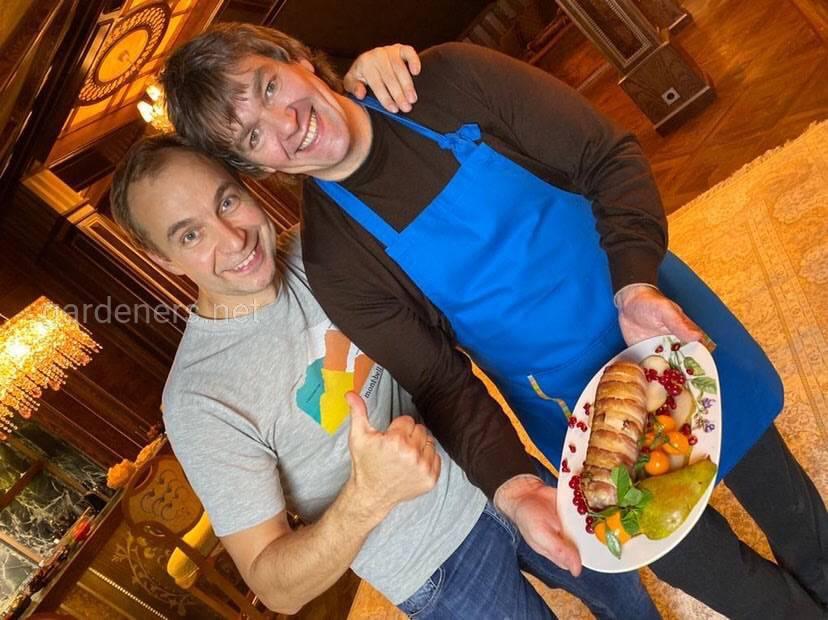 Кулинарный блог Владимир Колесник