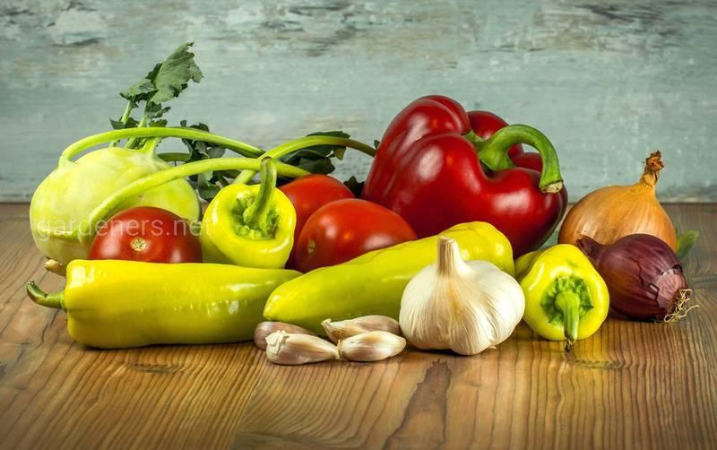 Як зберігати овочі після збирання?
