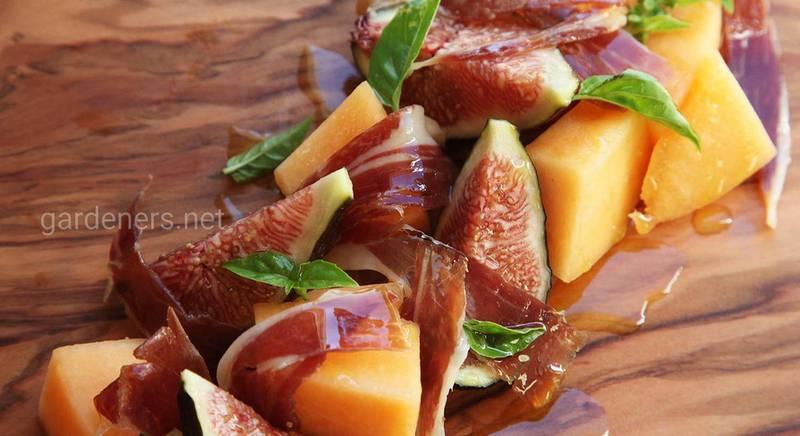 Необычные рецепты из арбуза и дыни