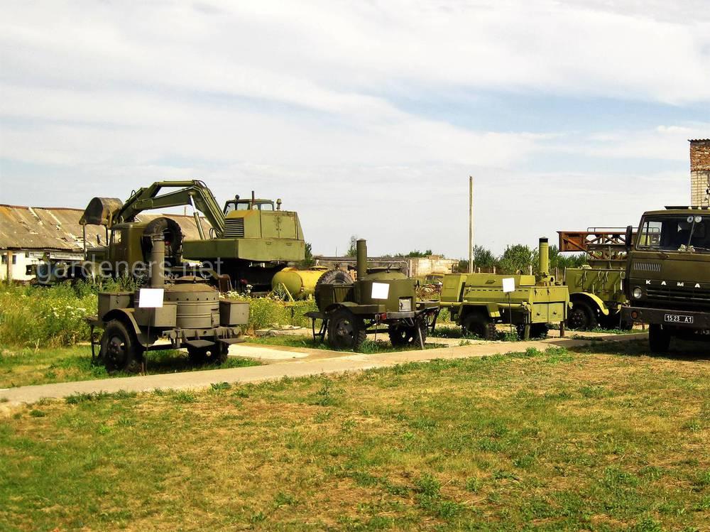 Экскурсия в Музей ракетных войск
