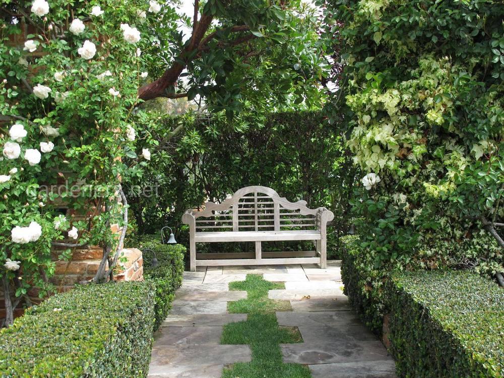 Цветочные сады Англии