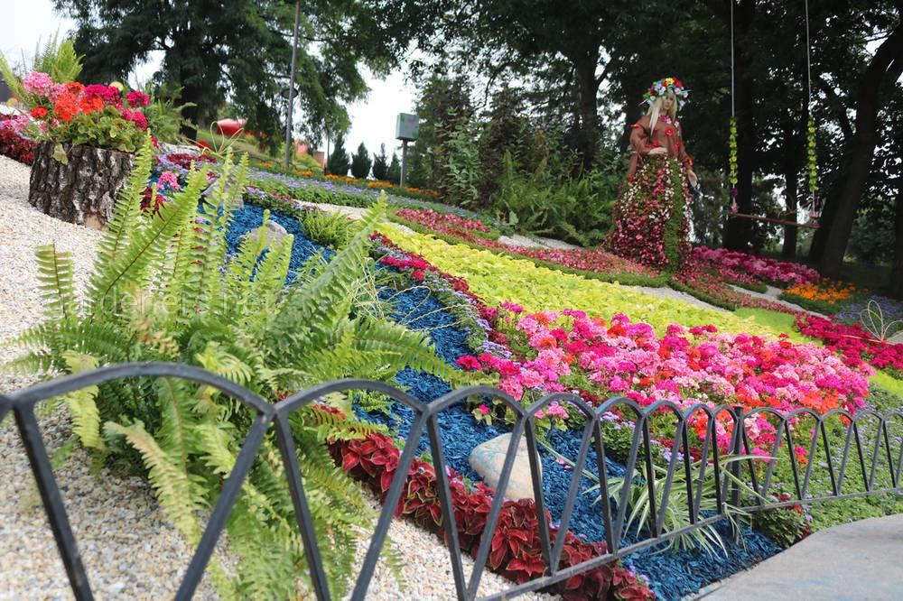 выставка цветов Киев