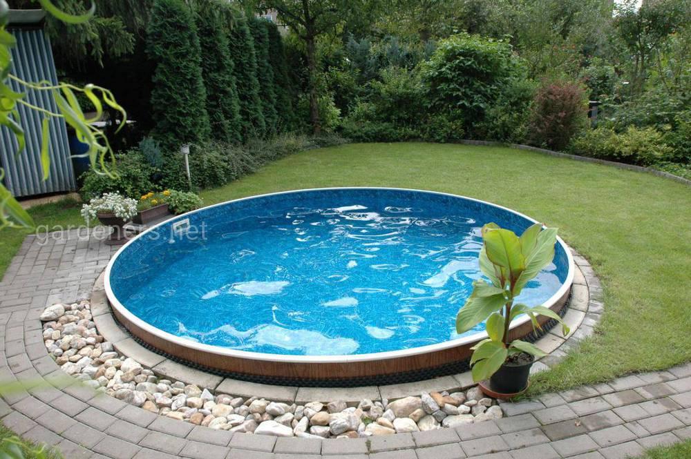 Как выбрать бассейн для участка