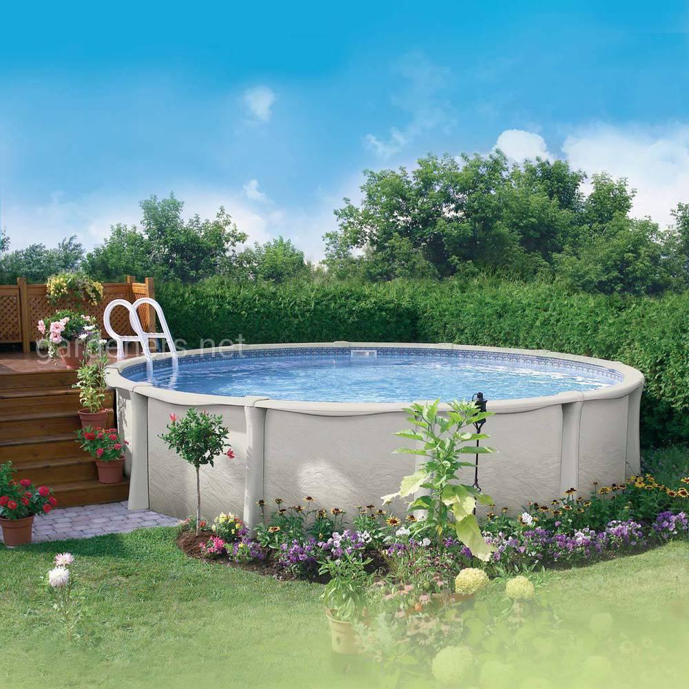 Преимущества и недостатки наземных бассейнов