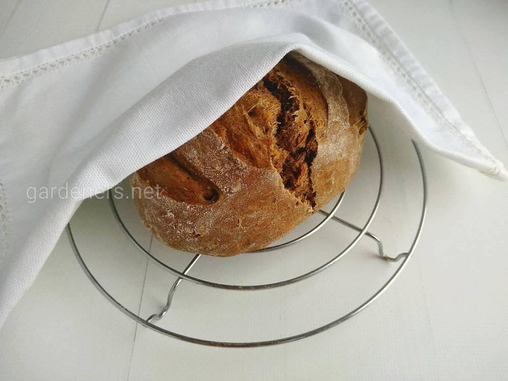 Хліб з чагою