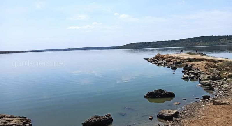 Летний отдых: Хаджибейский лиман на побережье Чёрного моря