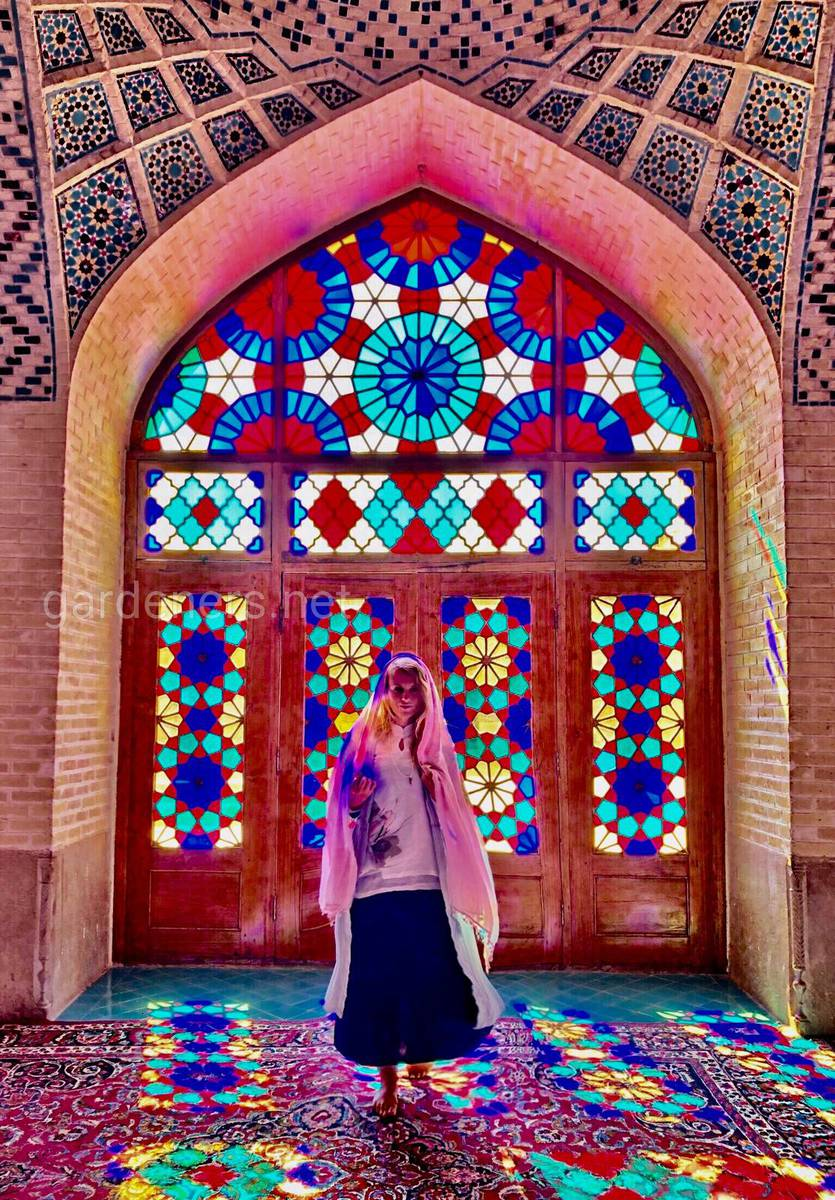 незабываемый Иран