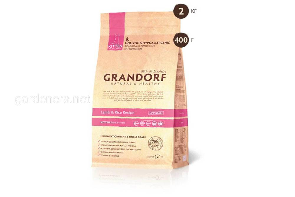Grandorf Natural & Healthy