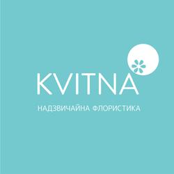 Kvitna -  доставка квітів