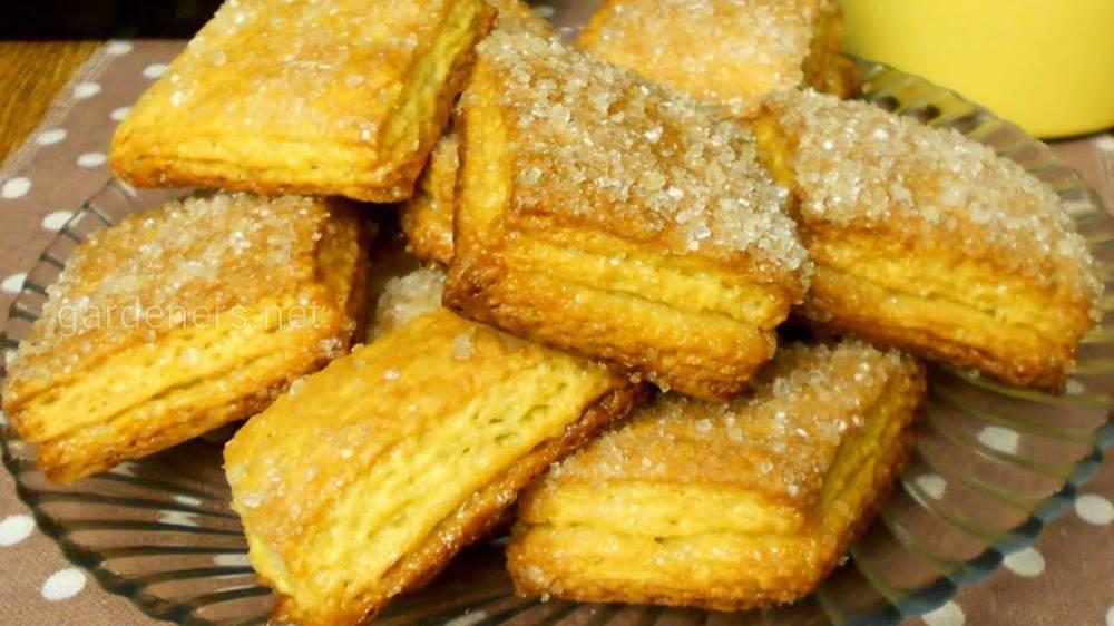 Печенье «Сахарное»
