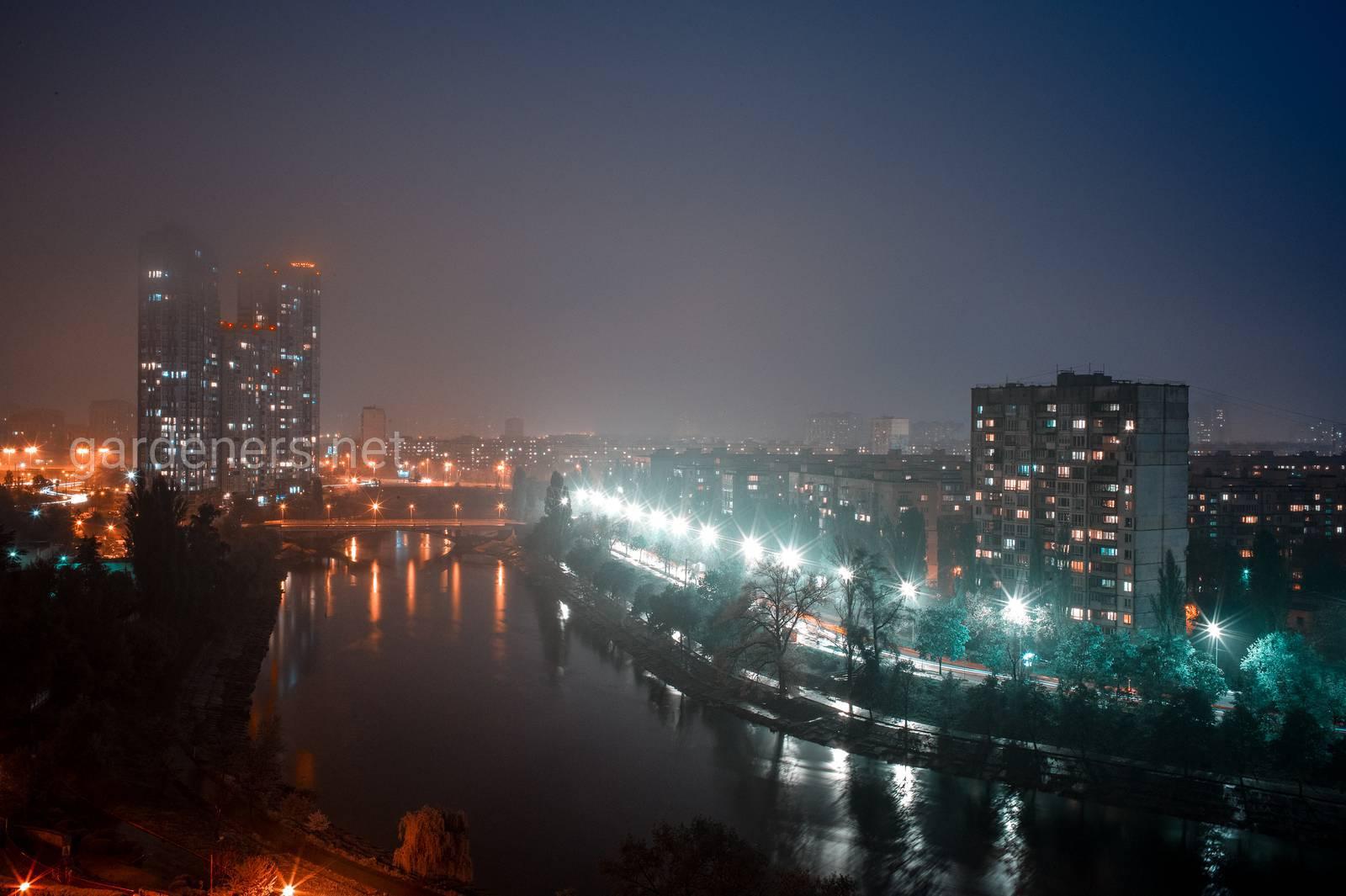 Ночной туман, Leica M9-P