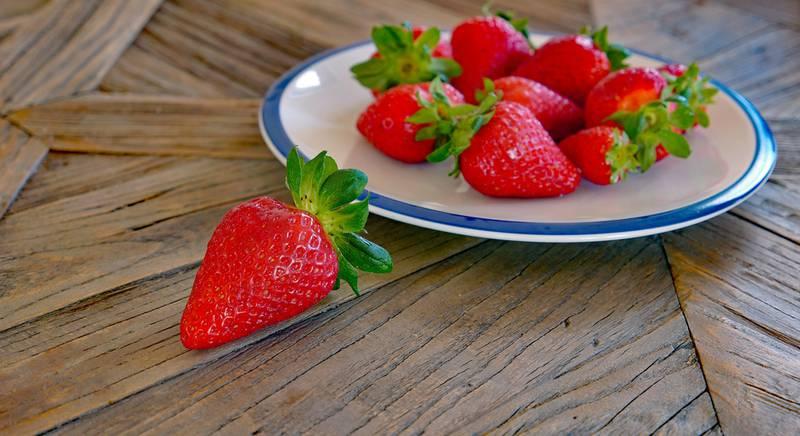 ТОП-8 страв з полуниці. Корисні солодощі спекотного літа!