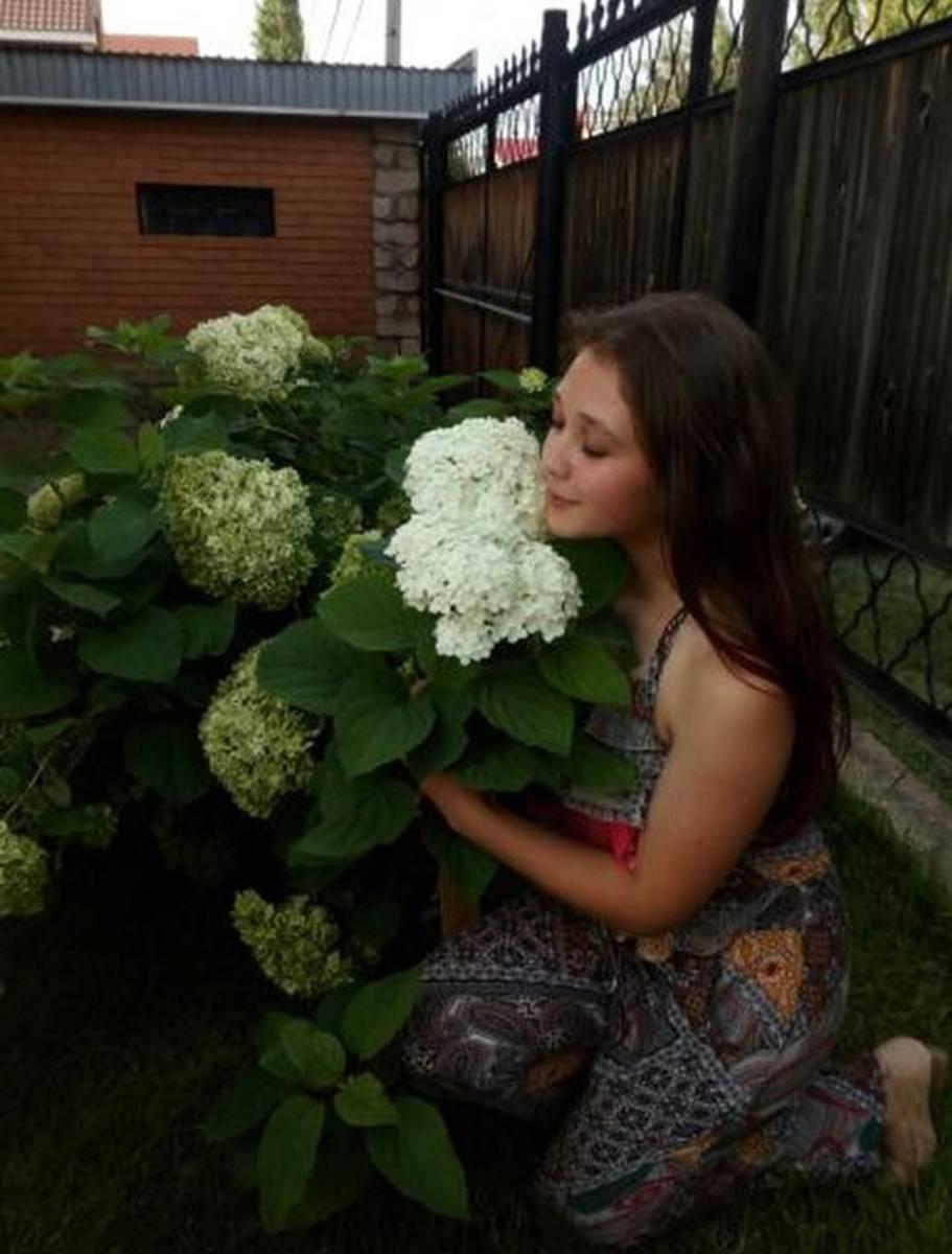 блогер Аделина 3