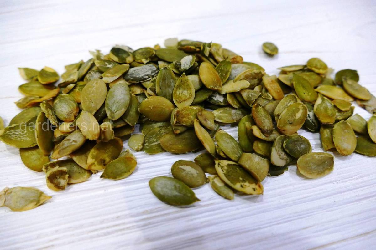 тыквенные семечки для здоровья