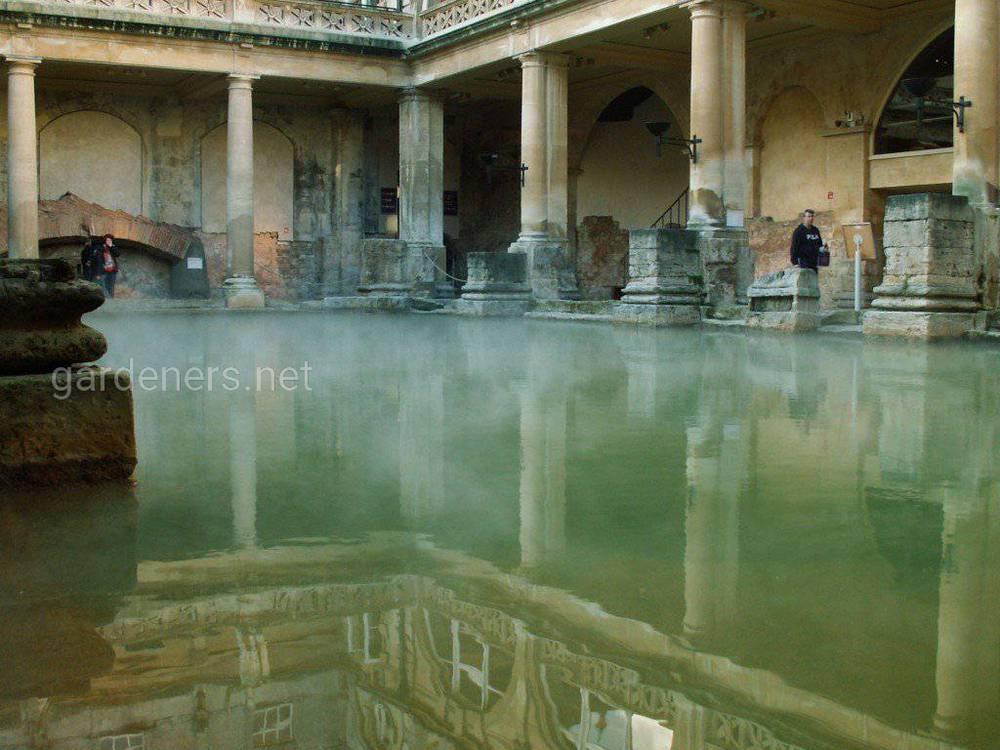 Римская баня (терма)