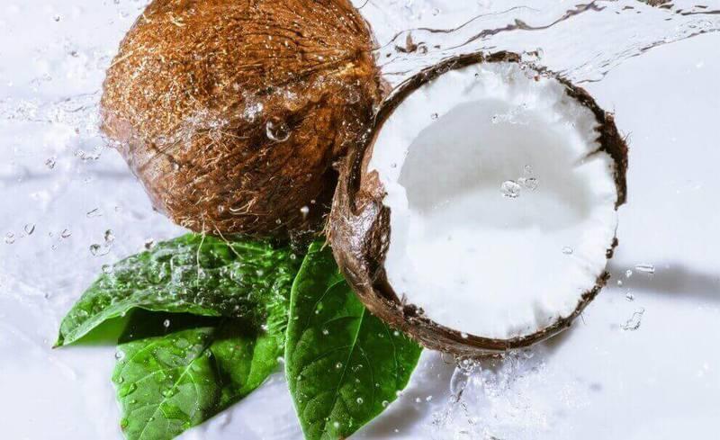 Кокосовое масло (пищевое)