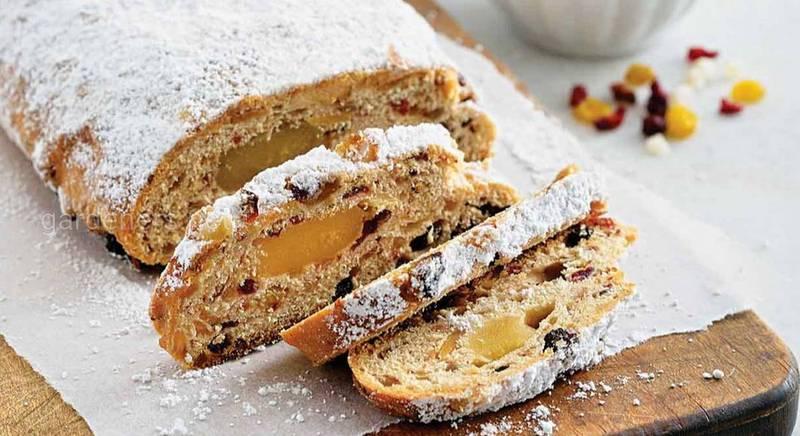 Шведский рождественский хлеб.jpg