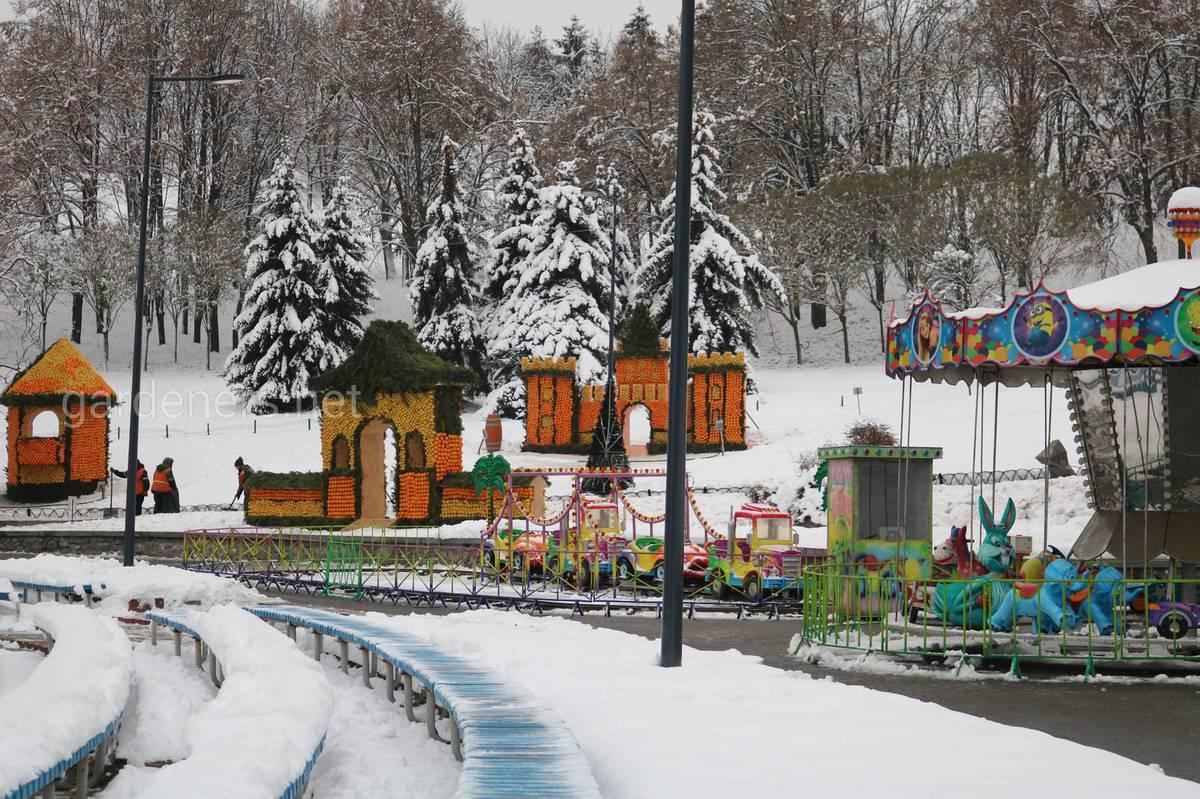 Спивоче поле Киев