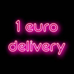 1 euro delivery