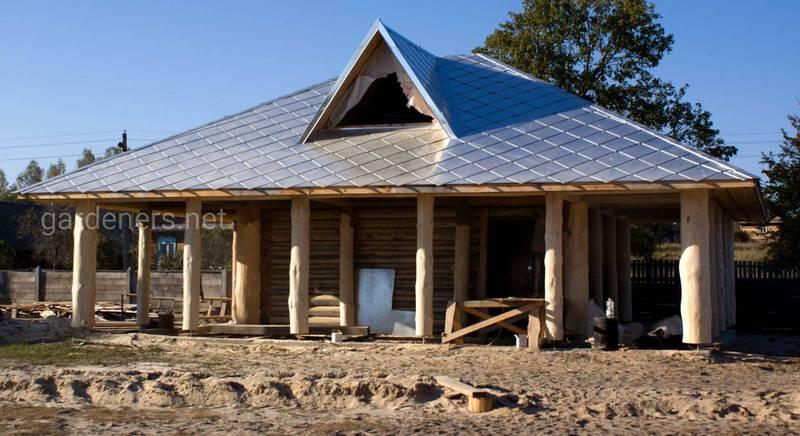 Реставрация недостроенного деревянного дома — методы, инструменты и материалы