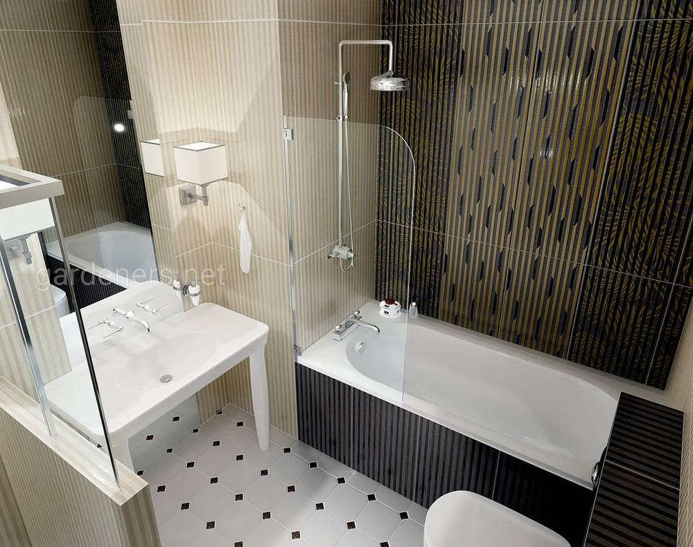 Использования пхв панелей в ванной
