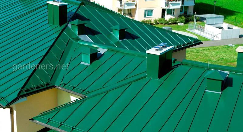 Причины шума металлических крыш: способы решения проблемы
