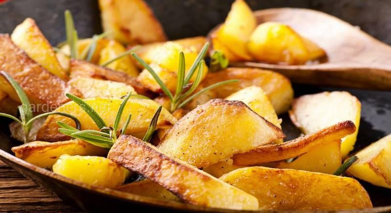 Вкусные блюда из картофеля