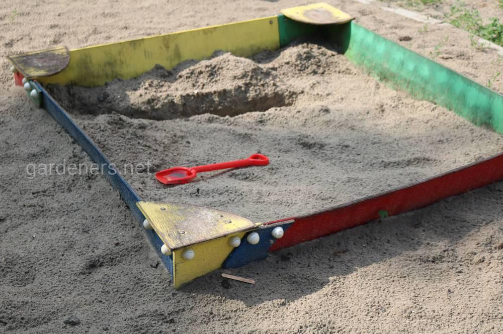 Песочницы