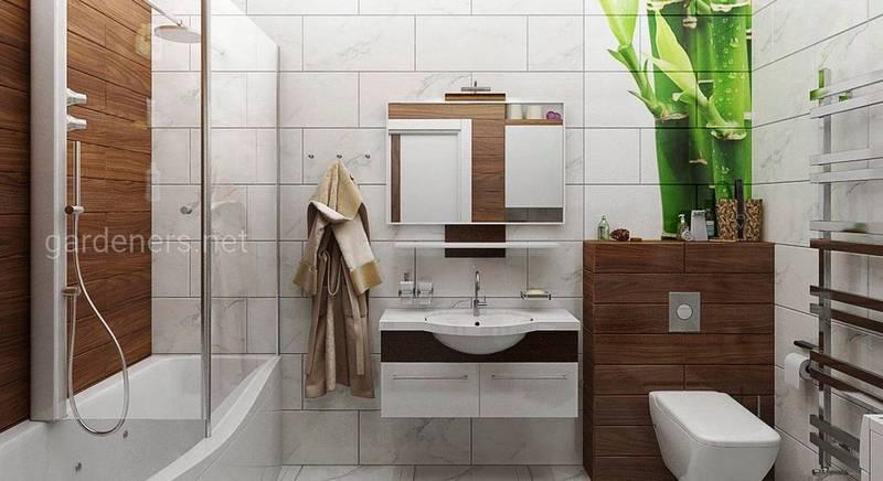 Как сэкономить пространство в ванной?