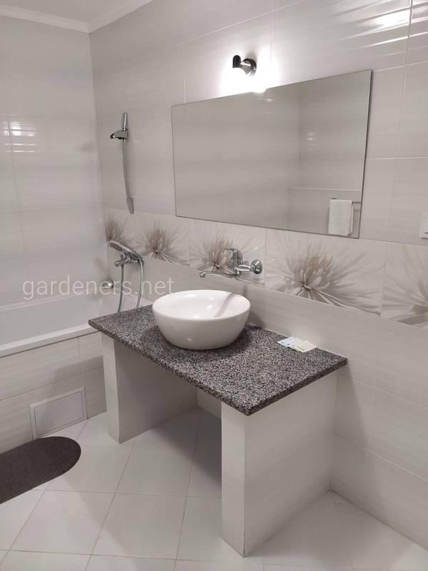 Раковина - ізюминка інтер'єру ванної кімнати