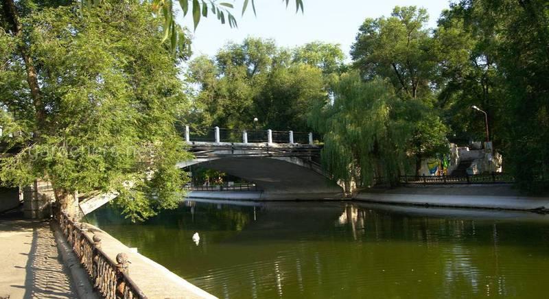 парка Глобы в Днепре