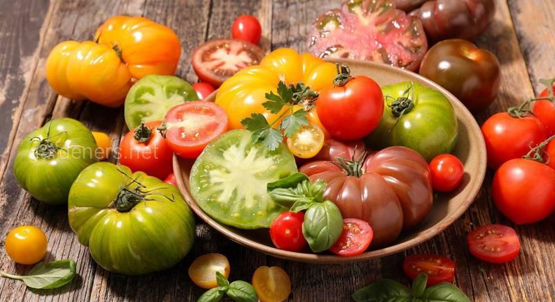 Просто томаты. 28 ошеломляющих сортов томатов для ознакомления